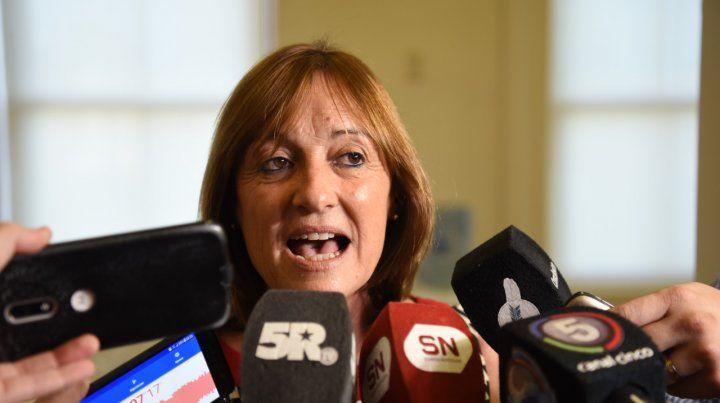 FAA se reunió con la ministra Ciciliani