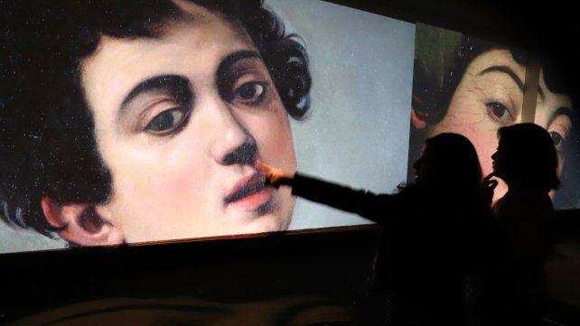 Comienza una muestra para explicar el legado de Caravaggio en el arte