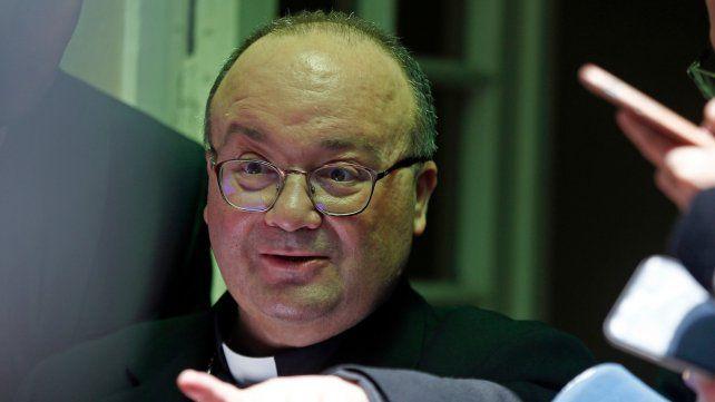 Monseñor Charles Scicluna.
