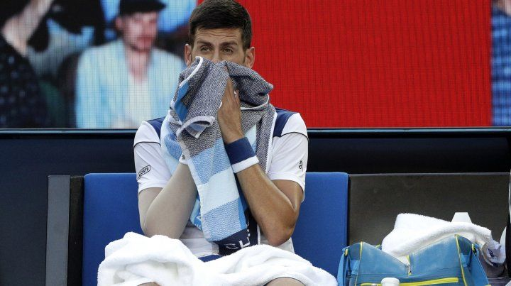 La justicia de Brasil investiga a Novak Djokovic por evasión