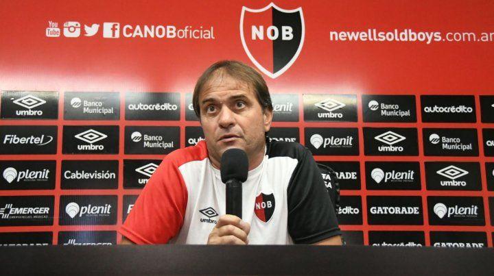 Garfagnoli: Los jugadores son conscientes de que están en deuda