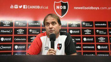 Garfagnoli dijo que los jugadores saben que están en deuda