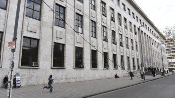 La audiencia se llevó a cabo en la Sala N°1 de la Oficina de Gestión Judicial de los Tribunales Provinciales.