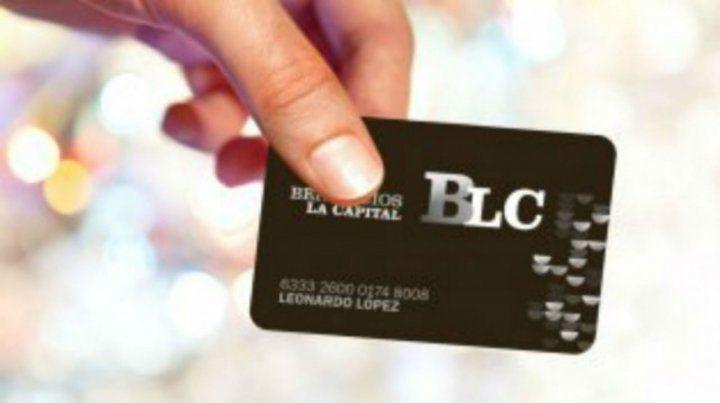 La tarjeta de Beneficios La Capital.