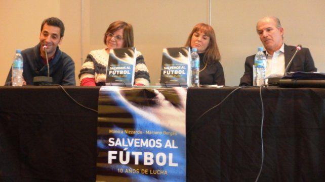 Organización civil. Salvemos al fútbol.