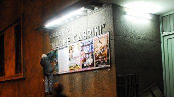 Cierra la tradicional sala de cine Madre Cabrini