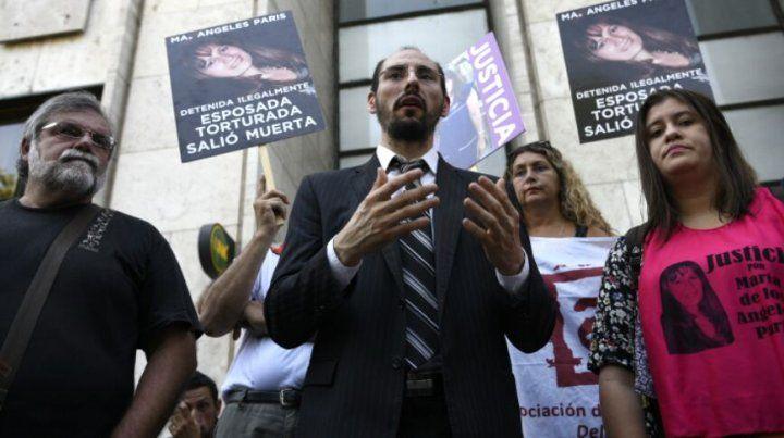 El abogado de la docente muerta en la comisaría 10ª repudió la denuncia en su contra