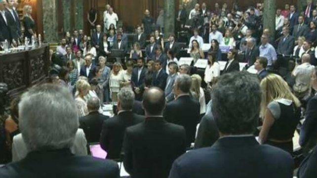 Homenajearon a Débora Pérez Volpin en la Legislatura porteña