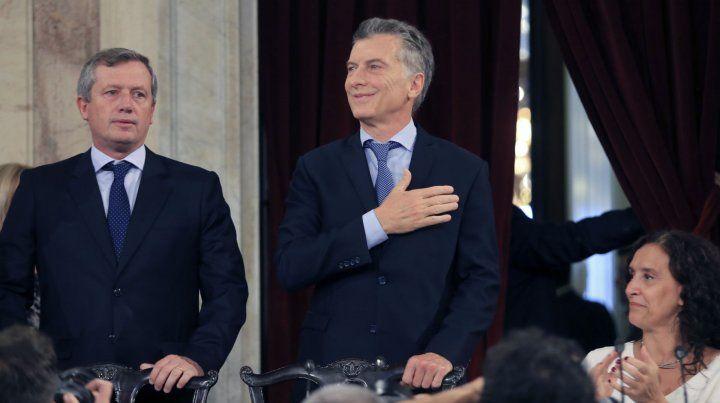Macri: Lo peor ya pasó, ahora vienen los años en los que empezamos a crecer