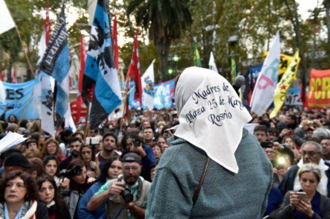 Militantes de derechos humanos repudiaron la nueva postergación en un juicio por causas de lesa humanidad.