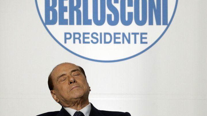 El sueño del regreso. Berlusconi tiene chances reales de volver a liderar Italia.