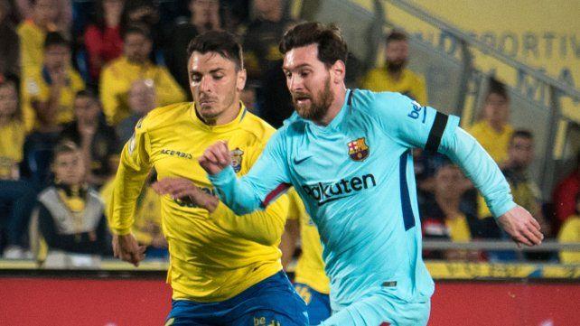 A Barcelona no le alcanzó con Leo