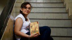 Sol Hirch tiene 15 años y recomienda Corazón de tinta, de Cornelia Funke.