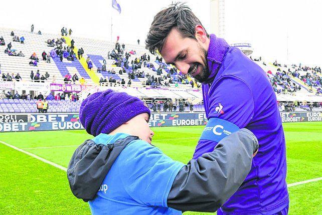 Un tipo querido. Astori será recordado como futbolista y por su hombría de bien.