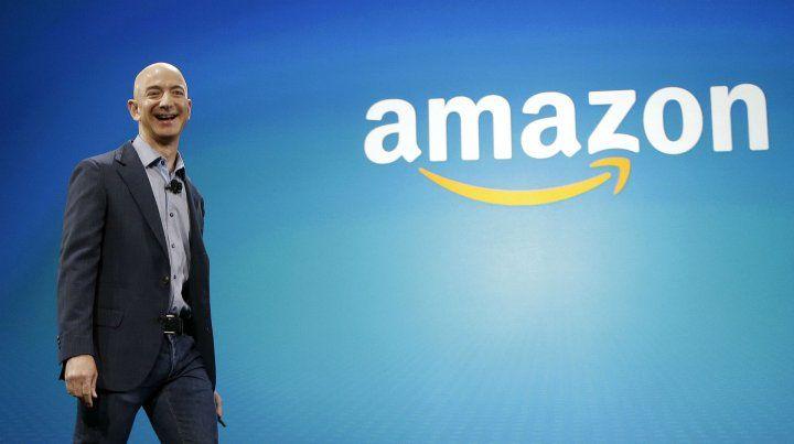 El propietario de Amazon