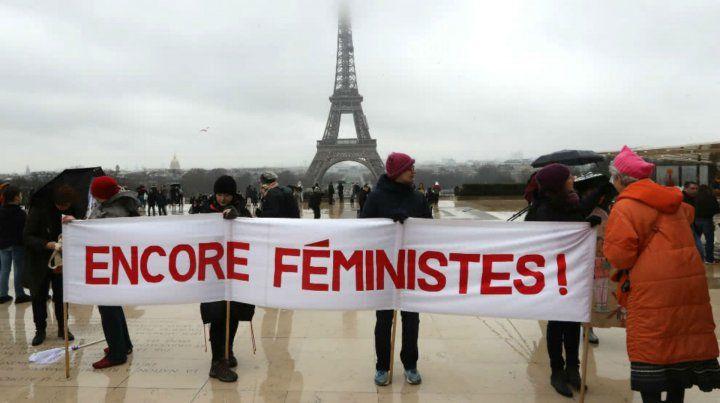 Francia multa con 90 euros el acoso sexual callejero