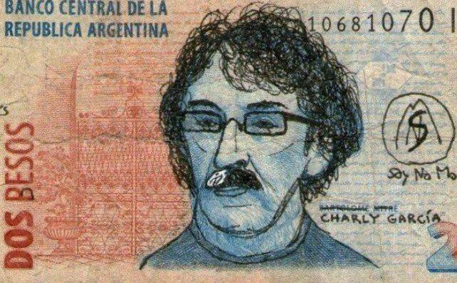 Charly García.