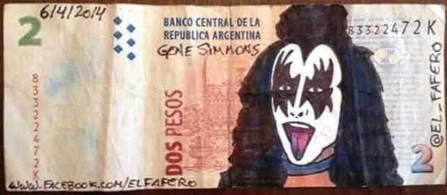 Gene Simons, cantante de Kiss.