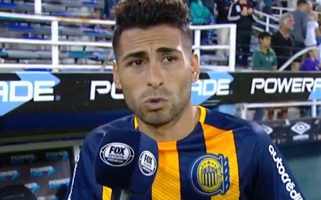 Fue justo. Carrizo admitió que el empate fue el resultado que más se adaptó al desarrollo del partido.