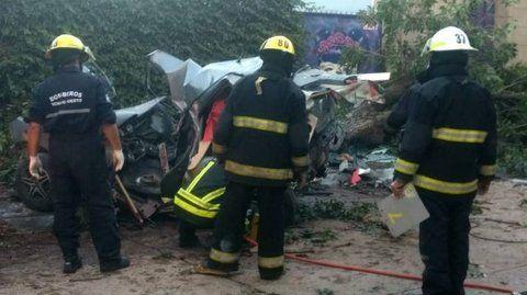 El fatal accidente de Venado.