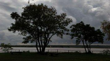 El Servicio Meteorológico anuncia una jornada con cielo nublado.
