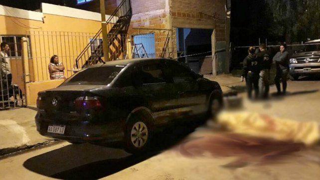 Dos sospechosos de haber sido los autores del crimen fueron detenidos. Foto:/GentilezaSL24