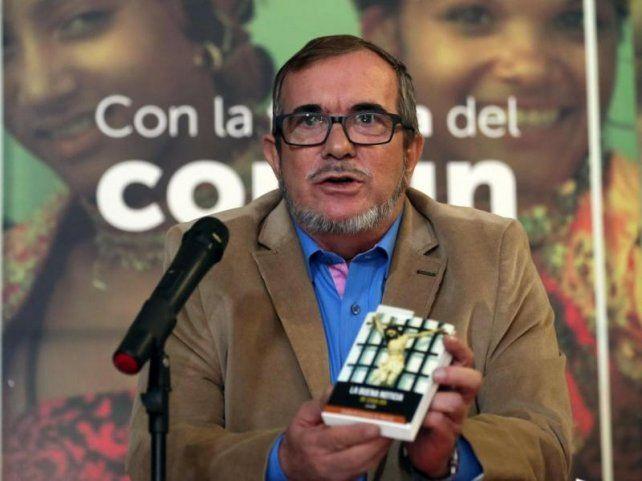 Rodrigo Londoño se bajó de la contienda por la presidencia