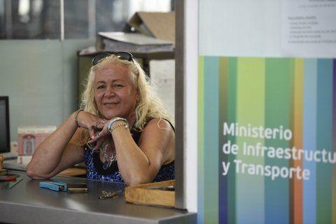 en la oficina. Jorgelina Pineda