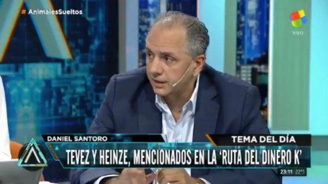 El representante de Tevez negó vínculos del Apache con Báez