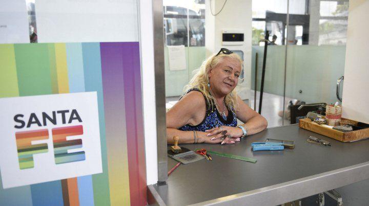 Jorgelina Pineda será la primera trans en jubilarse en Santa Fe