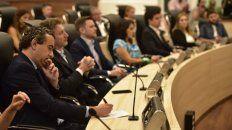 Los ediles darían su apoyo para obtener fondos de organizaciones multilaterales de crédito.