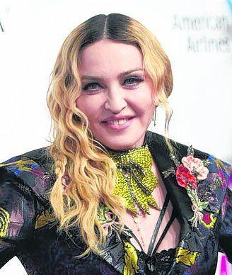 Madonna dirigirá una película sobre una bailarina africana