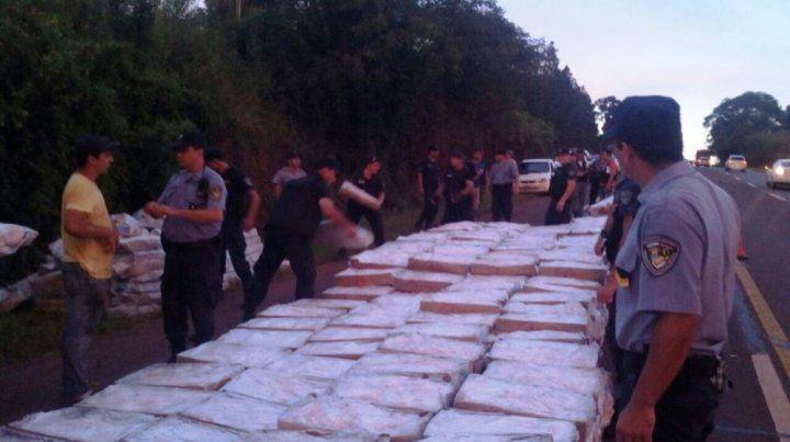 narcotráfico controlado