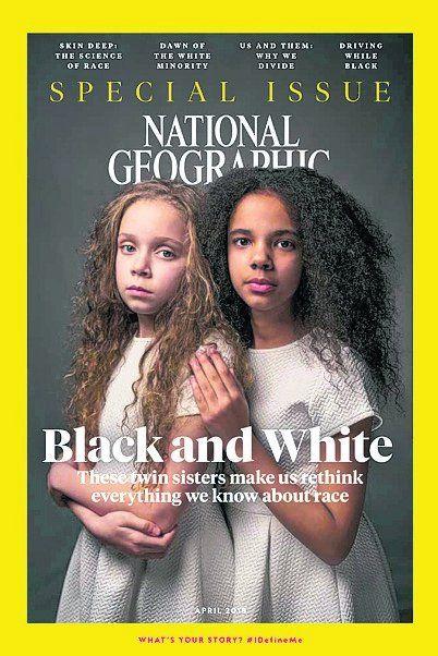 La revista reconoce su etnocentrismo en la publicación de mujeres con pechos desnudos y miembros de tribus de piel oscura como personas salvajes
