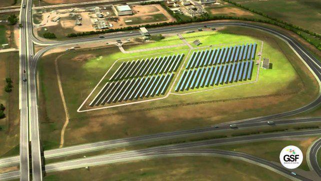 Lifschitz inaugura hoy una planta de energía solar