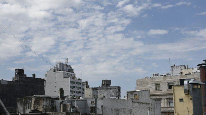 Rige un alerta por tormentas fuertes para Rosario y la región
