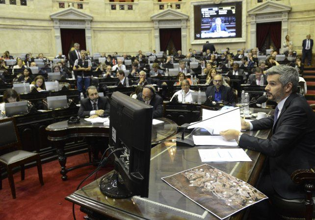 Peña reveló cuánto gasta el Estado para mantener a los obispos