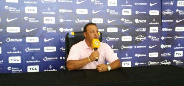 Central: Leo Fernández cambia para jugar con Chacarita