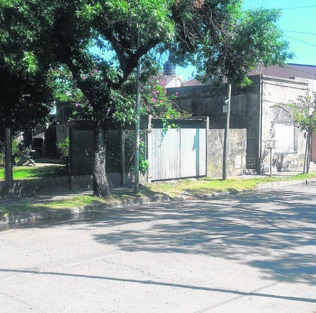 san lorenzo. Olloco fue asesinada en su casa de General López al 400.