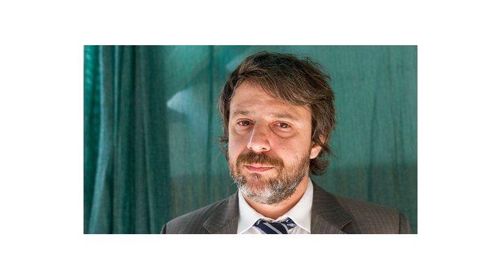 fiscal. Miguel Moreno pidió prisión perpetua para los dos acusados.
