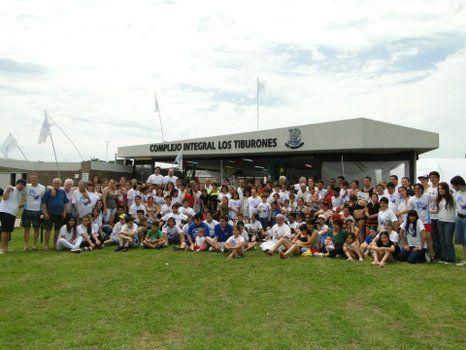 Una gran familia. En 2007 se inauguró el complejo integral de Arroyo.