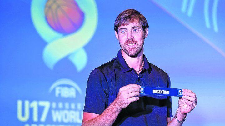 Azar. Andrés Nocioni mandó a Argentina a la zona D del certamen.
