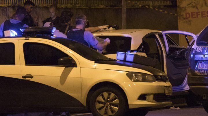 La concejala fue ejecutada de cuatro tiros en la cabeza