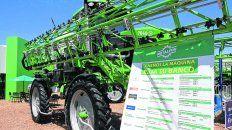 Promos. Los acuerdos con los bancos son fundamentales para la venta de maquinaria agrícola. Los fabricantes presentaron sus propuestas a los productores.