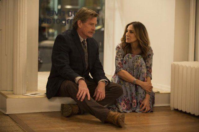 Robert y Frances, una pareja que se enfrenta al difícil momento de decir adiós.