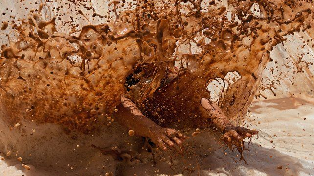 La carrera de Mud Day llegó a Tel Aviv
