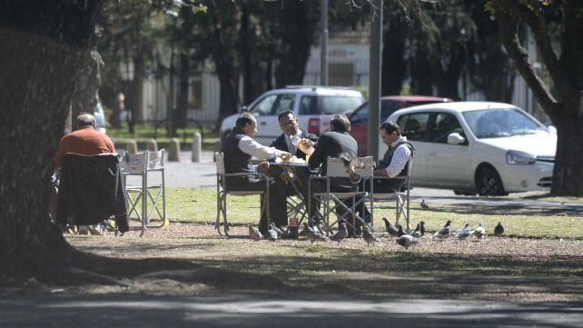 Los carritos del Parque Independencia dicen que son discriminados.
