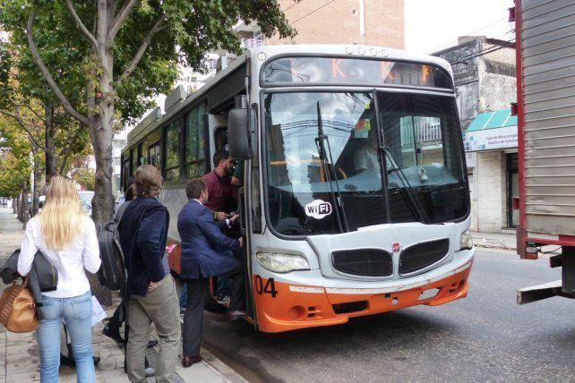 El domingo aumenta nuevamente el boleto del transporte urbano de pasajeros