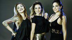 Lourdes Fernández, Valeria Gastaldi y Lissa Vera presentan Bandana Party en Vorterix.