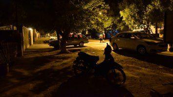 La zona. El chico de 18 años fue asesinado de un balazo en Rueda al 6300.